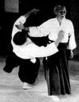 Morihei ueshiba technique